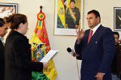 Este es el sitio de web para el Ministerio de Medio Ambiente y Ague de Bolivia. Este es la organización del gobierno que protege el medio ambiente. El sitio tiene noticias, información sobre programas del gobierno y información sobre leyes importantes.