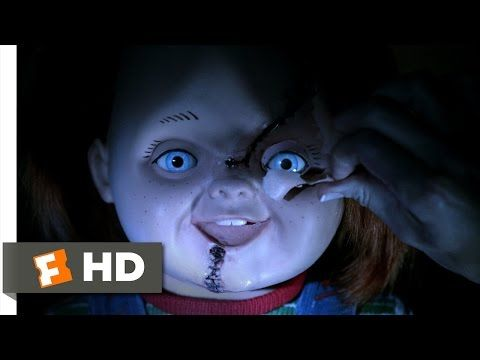 Curse of Chucky (4/10) Movie CLIP - Your Mother's Eyes (2013) HD - YouTube