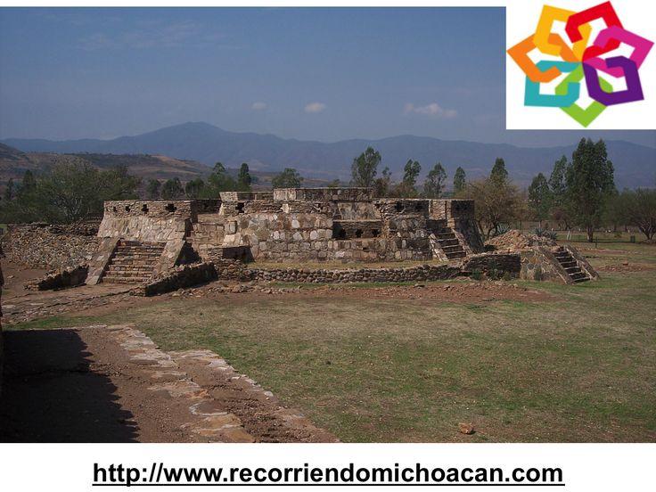 """MICHOACÁN MÁGICO te informa que la ciudad de la Loma de santa María , antiguamente se le llamaba Yótatiro, y significa  """"Lugar de la Blancura"""", en sus faldas se localizó una zona arqueológica muy antigua denominada Ixtlán. y donde encontraras una maravillosa vista desde la cima. HOTEL ESTEFANIA http://www.hotelestefania.com.mx/"""