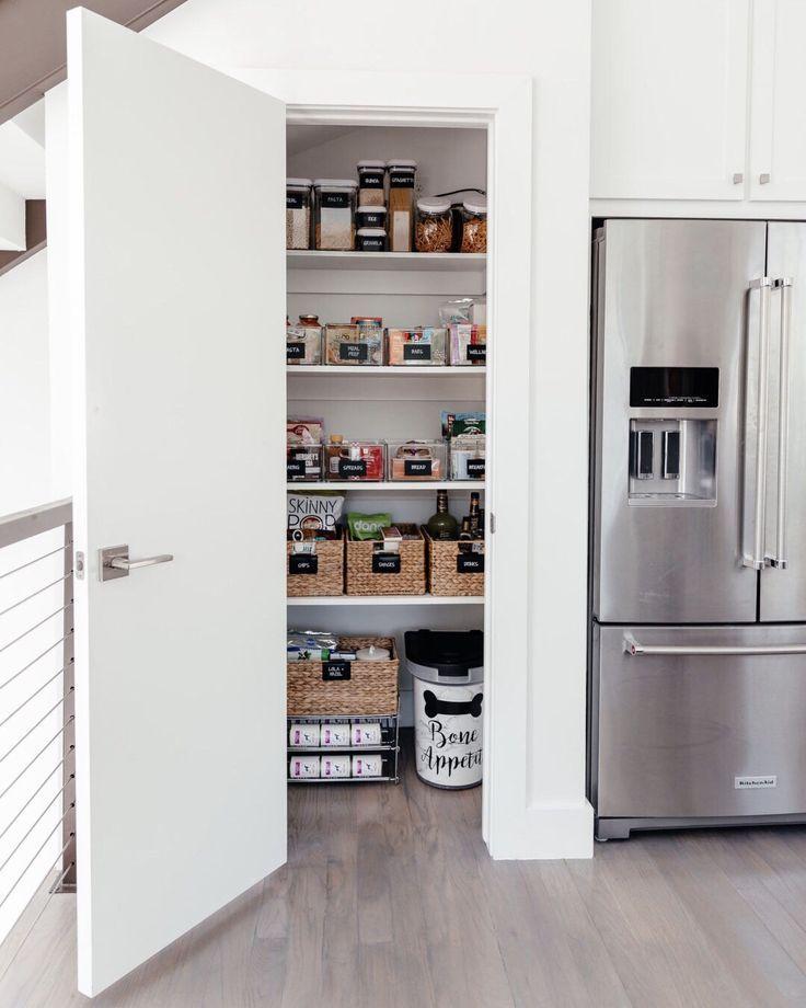 Shop In 2020 Kitchen Pantry Design Kitchen Organization Pantry Small Kitchen Pantry