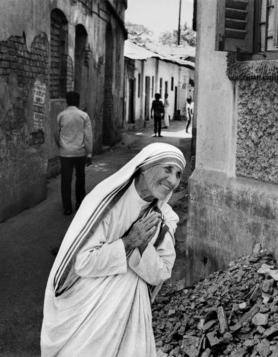 Raghu Rai  View profile  INDIA. Mother TERESA.