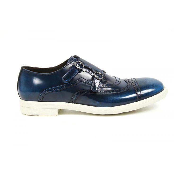 Dolce & Gabbana mens derby shoes Milano CA6292 AC129 80605