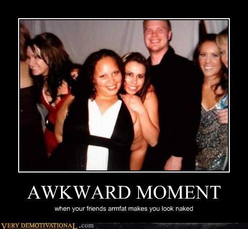 Awkward - lol
