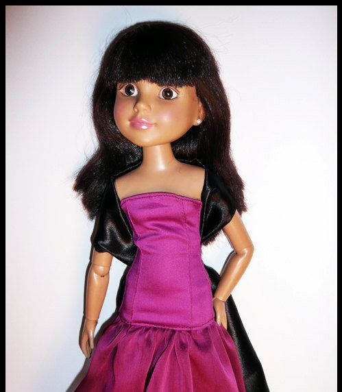 Best Friends Club Doll Outfit Haute Couture Versace Inspired Outfit By Made4urdolls On Etsy