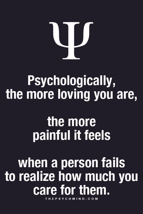 how to know if someone loves you psychology