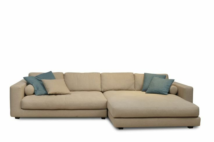 Machalke Atoll Beige L Shape Sofa Love The Oversized