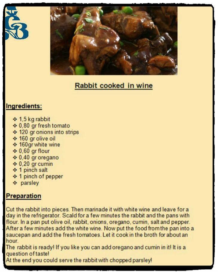 Rabbit cooked in wine! #CretanGastronomy #MediterraneanDiet #CretaBeach