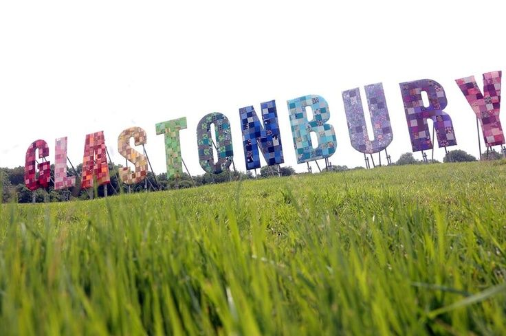welcome to GLASTONBURY