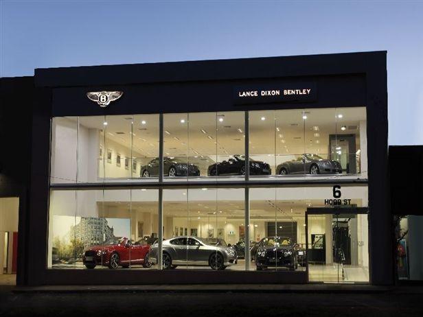 Lance Dixon Bentley - Lance Dixon Bentley proudly introduces our new Bentley Dealership