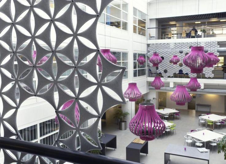 Design Schallabsorber Trennwande | Möbelideen