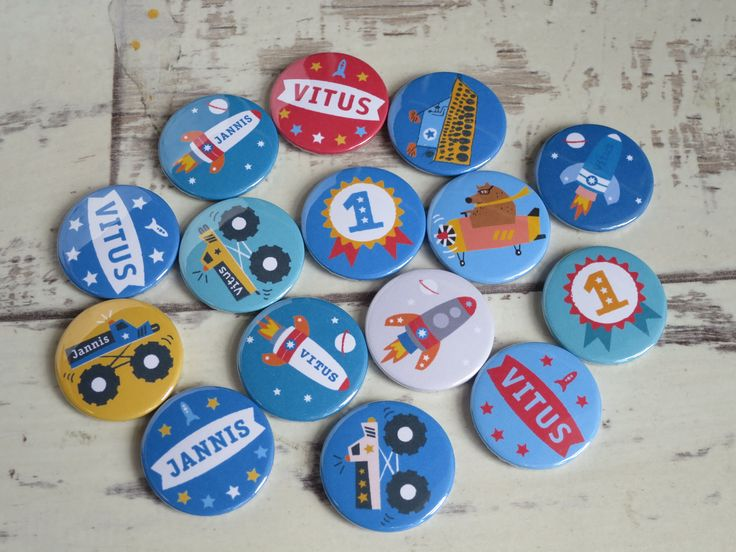 🌟  Need custom badges for your business, school or event? You can upload your… – Custom Badges