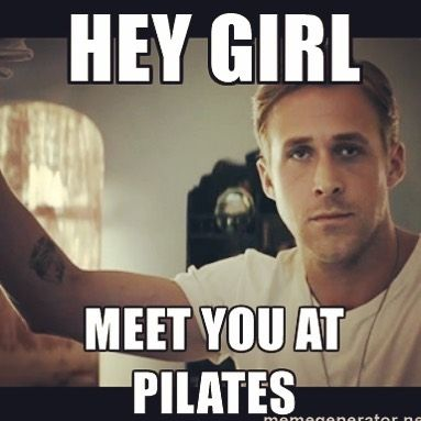 Beginner's Mat Pilates Course begins tomorrow night! Running for 4 weeks every Tuesday from 6-7pm for $80! There's still some spots left so ring 52505902 to register. Not a beginner? We also have Pilates classes every Tuesday at 9:30am and Saturday at 8:00am.  Disclaimer: At this point we cannot confidently confirm that Ryan Gosling will be attending.  #pilates #pilateslovers #beginner #pilatesstudio #oceangrove #bellarine #bellarinepeninsula #geelong #livegeelong #lovegeelong #ryangosling…
