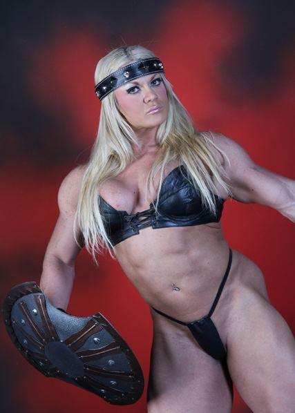 Lisa Cross | Things I like 4 | Muscular women, Muscle ...