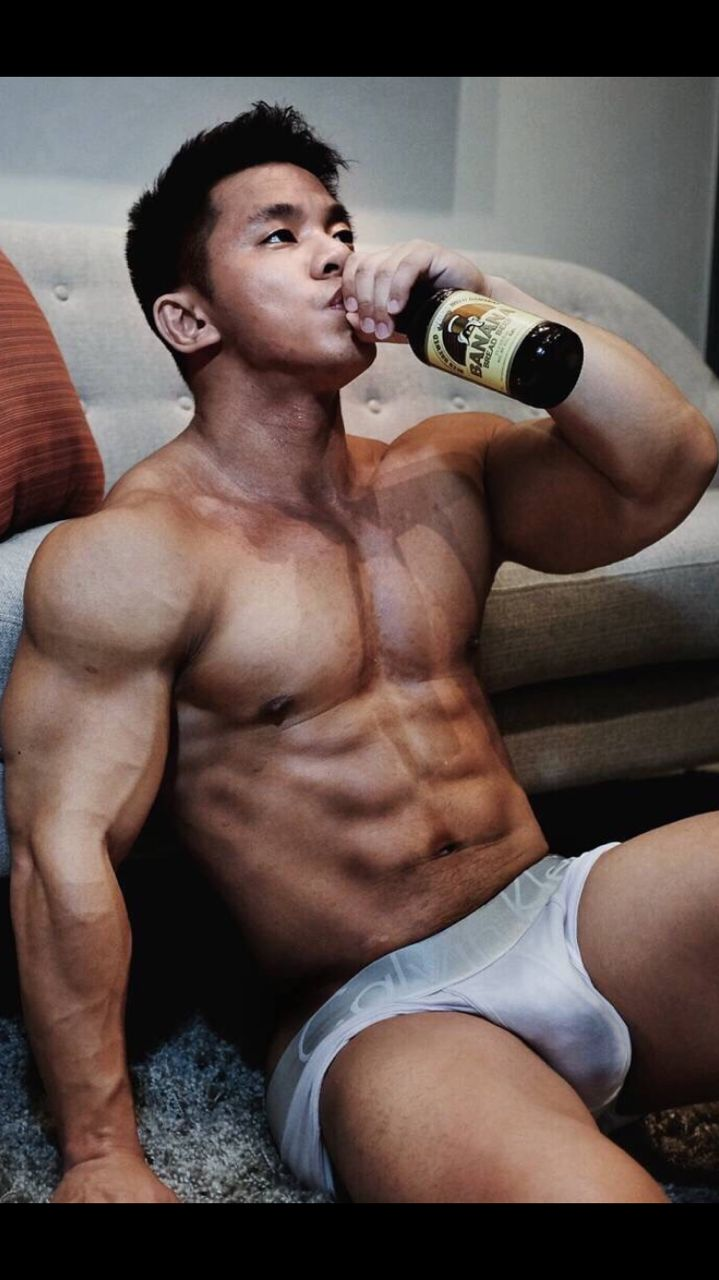 from Alan asian men hunks nu