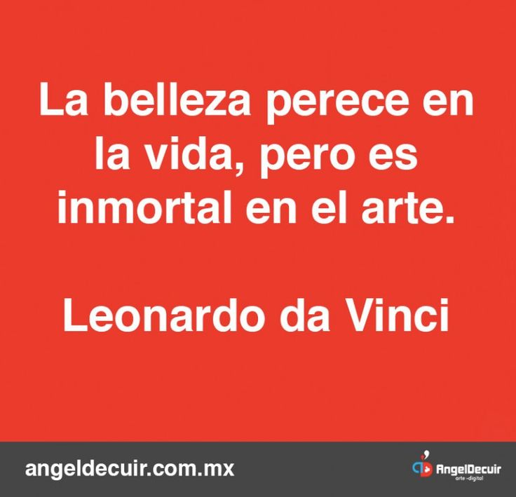 Leonardo da Vinci - #frase