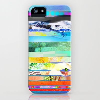 COLLAGE LOVE - a Princess and a pea  iPhone Case by Gréta Thórsdóttir - $35.00