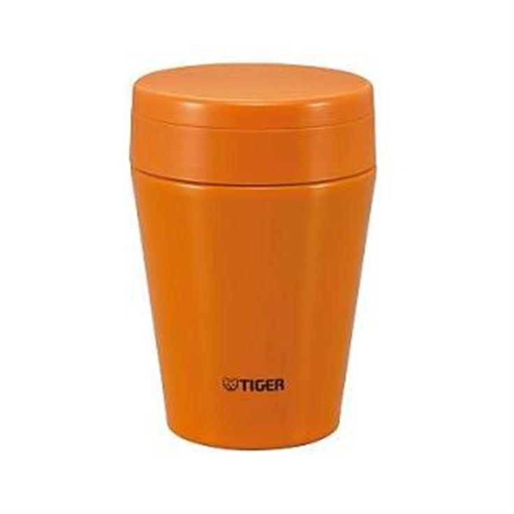 タイガーステンレスカップ「スープカップ」(0.38L)MCC-C038-DC キャロット