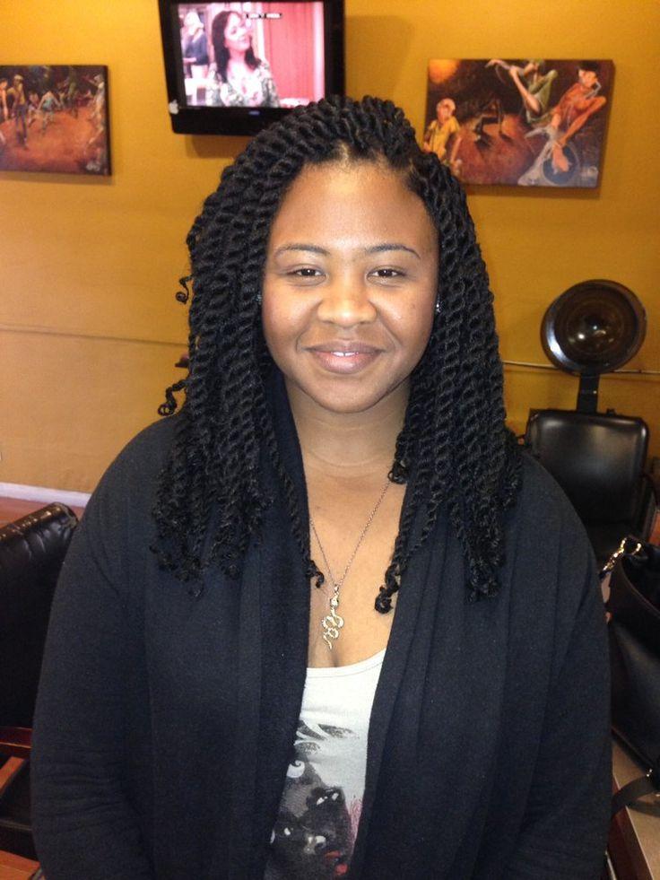 Zanai's Love Of Hair - Akiya P - Oakland, CA, United States. Havana twists