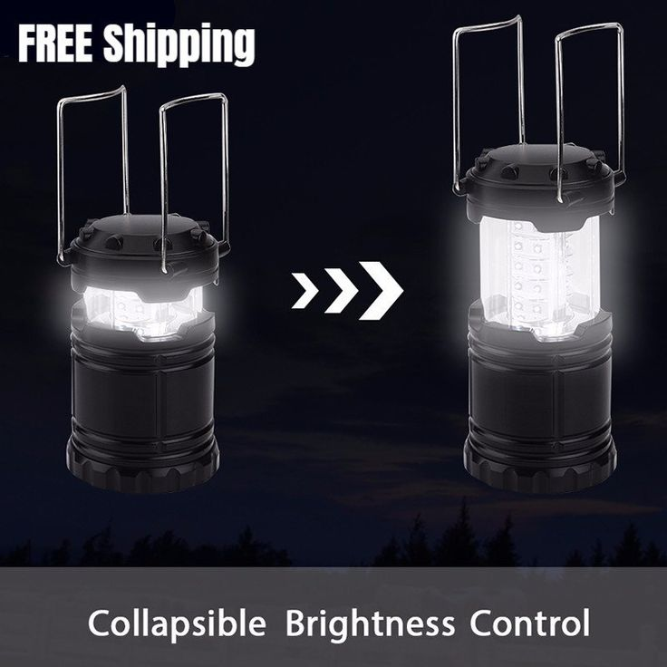 Portable Outdoor LED Camping Lantern Waterproof Hand Crank Lamp For Outdoor Emergencies