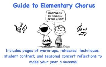 Elementary Chorus Guide