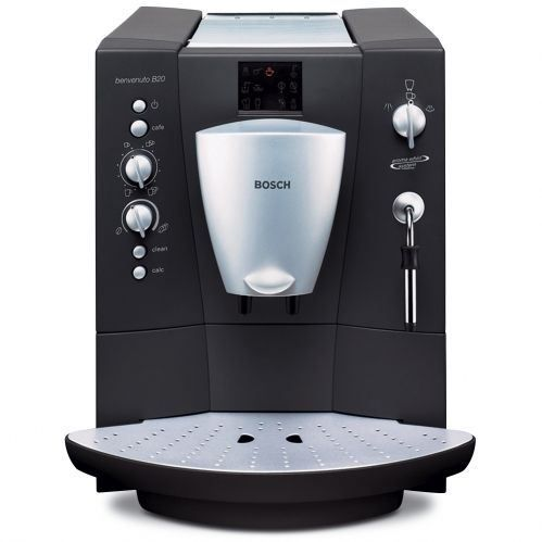 Cafetera BOSCH TCA 6001 espresso automática benvenuto B20