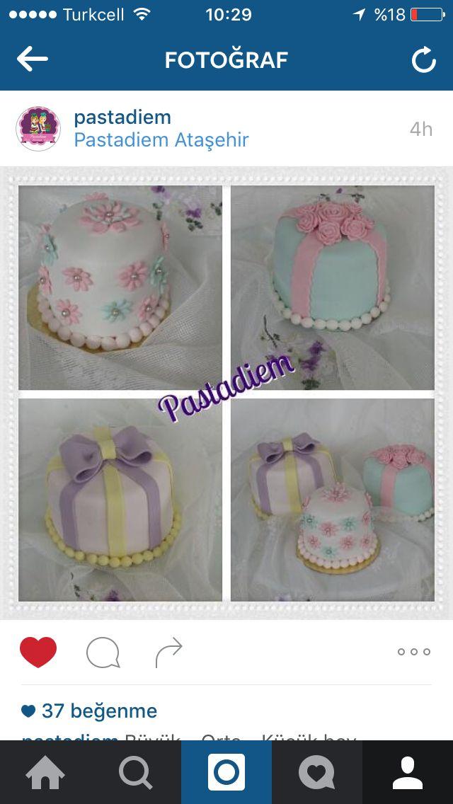 Üç boy pasta
