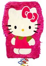 πινιατα, hello kitty Piñata is the perfect party activity!!