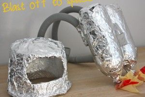 How to make an astronaut costume | BabyCenter Blog