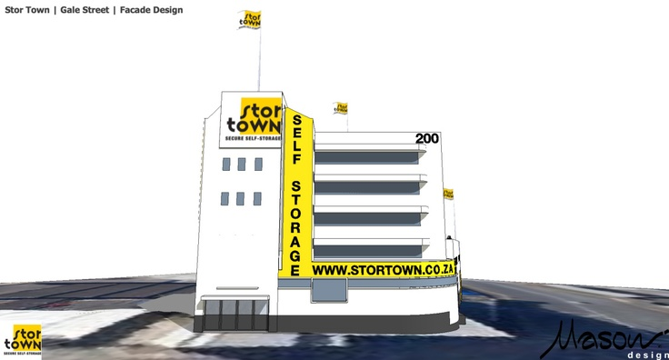 Gale Street's new look #durban #southafrica #stortown #moving #renting #renovating #safe #storage #organization #organised #moving #packing #stortown #tips #boxes #hillcrest #deals #bestprice #clean #dry #secure #community
