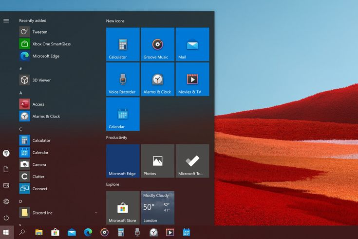 Microsoft Rolls Out Colorful New Windows 10 Icons Windows 10 Microsoft Windows Defender
