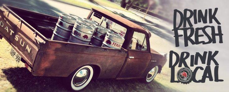 Feral Brewing Company | Drink Fresh, Drink Local