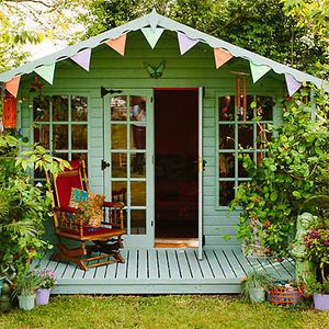 Women Are Creating She-Sheds, A Female Alternative To Man Caves (15+ Pics) | Bored Panda