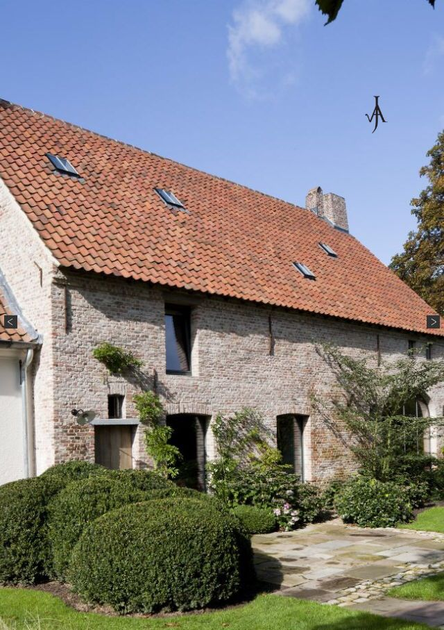 Flemish farmhouse