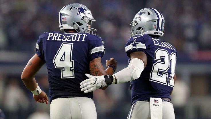 News: Prescott and Elliott Ready To Compete For Super Bowl?