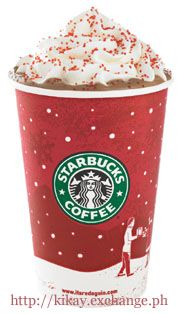 LOVE Peppermint Mocha coffee at Starbucks;)