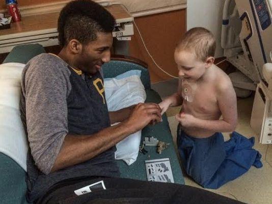 Letter to Cal reveals Marcus Lee's good deeds Kentucky Basketball #KentuckyBasketball