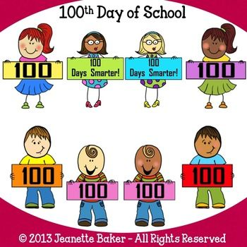 17 Best images about 100th Day of School on Pinterest | Colored ...