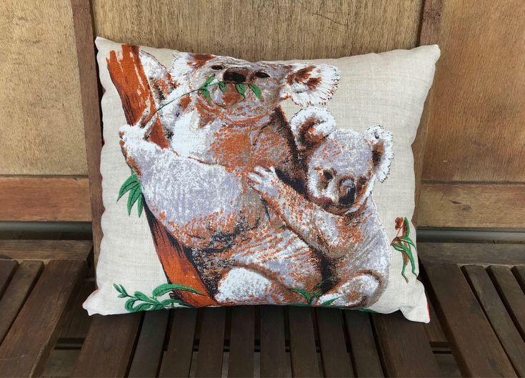 A personal favourite from my Etsy shop https://www.etsy.com/au/listing/583943049/cushion-koala-cushion-koala-cushion