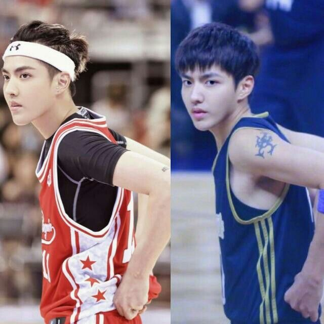 Cool daddy Miss you Kris