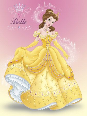 Princess Belle - Belle Photo (6381924) - Fanpop