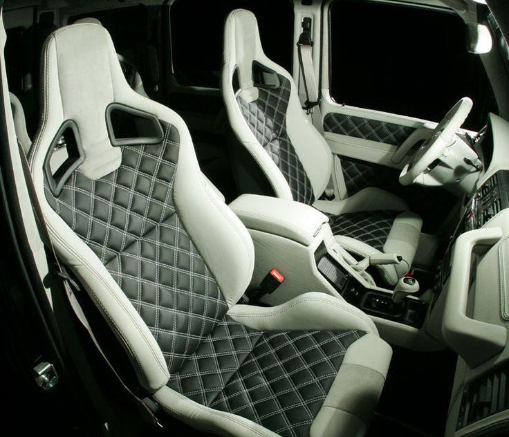 1000+ ideas about Mercedes G Wagon Interior on Pinterest | G wagon ...