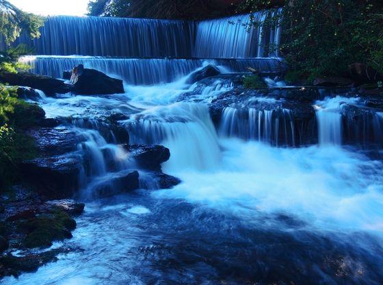 Knox's Dam. Montague. Lupin87