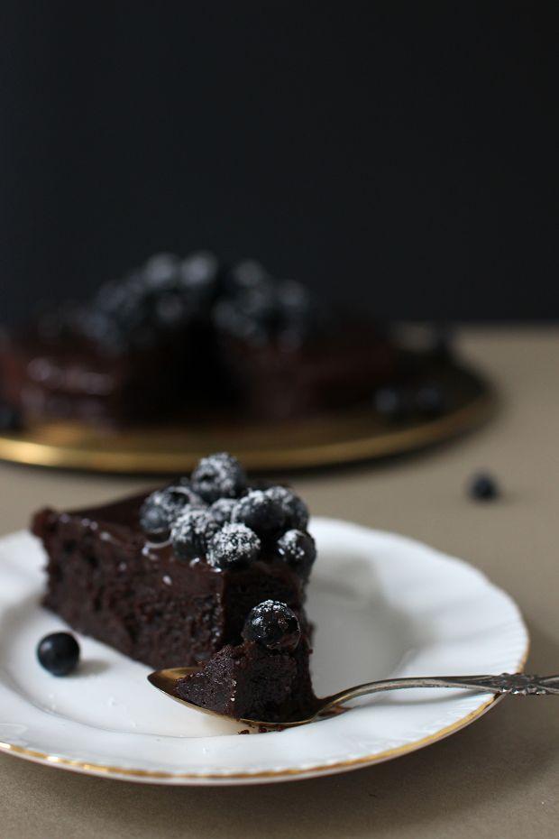 Wicked sweet kitchen: Syntinen suklaakakku