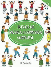JUEGOS DE MUSICA Y EXPRESION CORPORAL