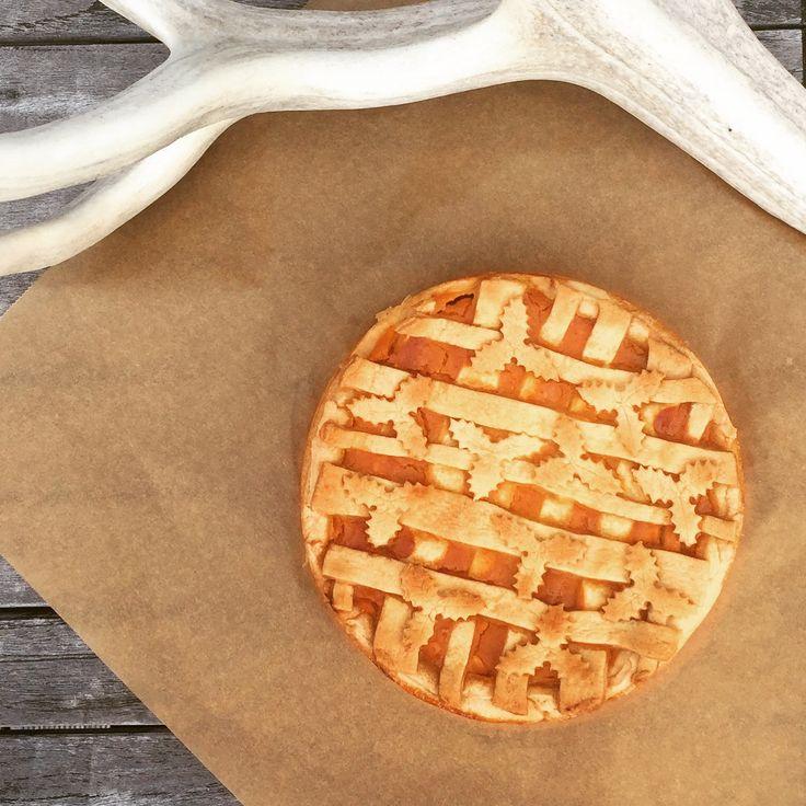 Die Kücheninsel ist im Herbstmood 🍃🍂🍁 http://www.die-kuecheninsel.at/pumpkin-pie/