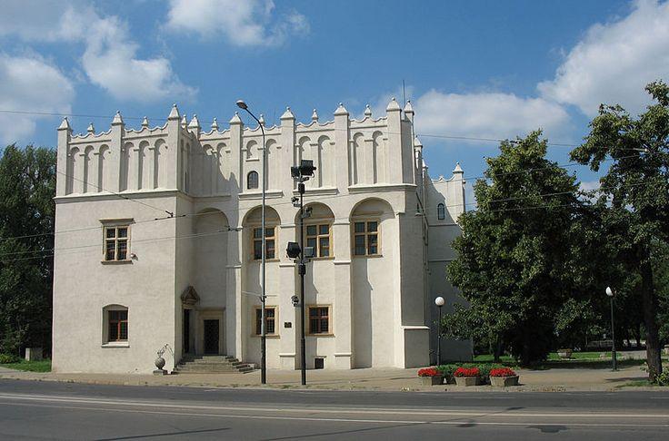 Pabianice Zamek