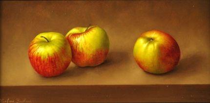 Barbara Vanhove - Three Apples