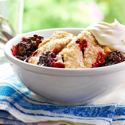 The food of the Ozarks reads like an homage to Midwest and Southern comfort cooking—a story of wild blackberry cobblers, succotash, fried okra and ice cream dotted with black walnuts.