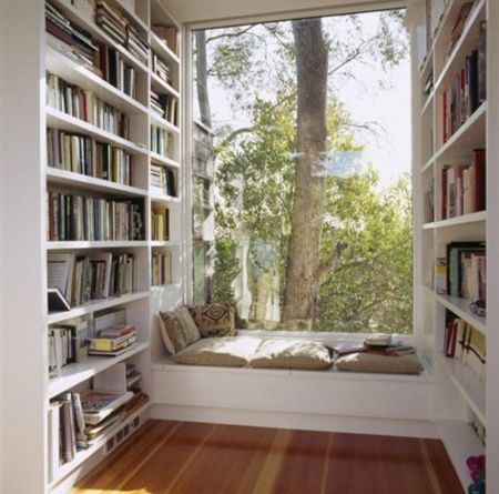 Awesome place to read!