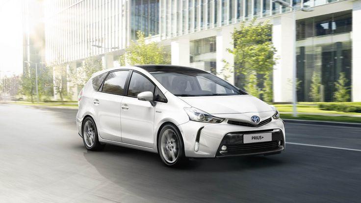 Vernieuwde Toyota Pruis+: voor wie vijf kinderen heeft